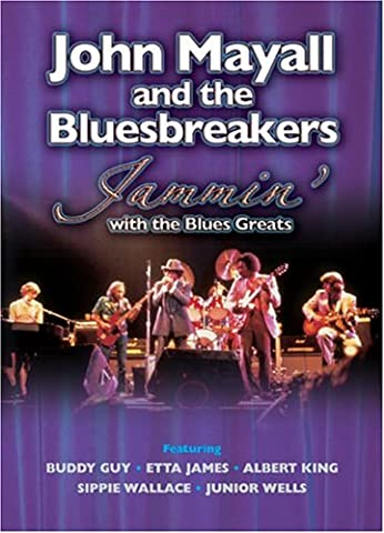 John Mayall & the Bluesbreakers - Jammin' With the Blues Greats (James Taylor Concert Dvd)