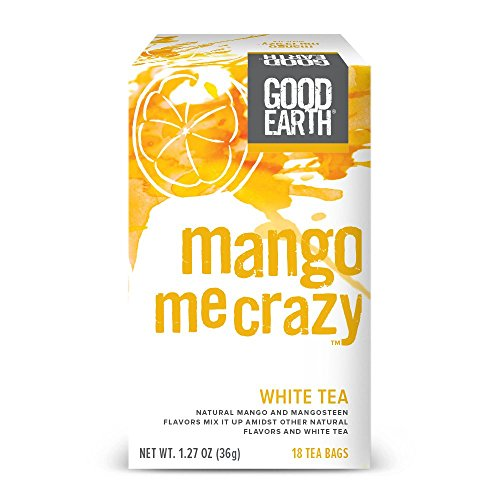 Good Earth White Mango Crazy