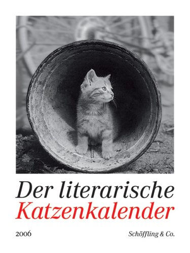 Der literarische Katzenkalender 2006.