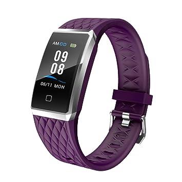 Willful Pulsera Actividad, Impermeable IP68 Pulsera Inteligente con Pulsómetro, Reloj Inteligente para Deporte,