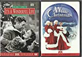 Irving Berlin's White Christmas and Frank Capra's It's A Wonderful Life DVD Double Feature James Stewart Bing Crosby Danny Kaye