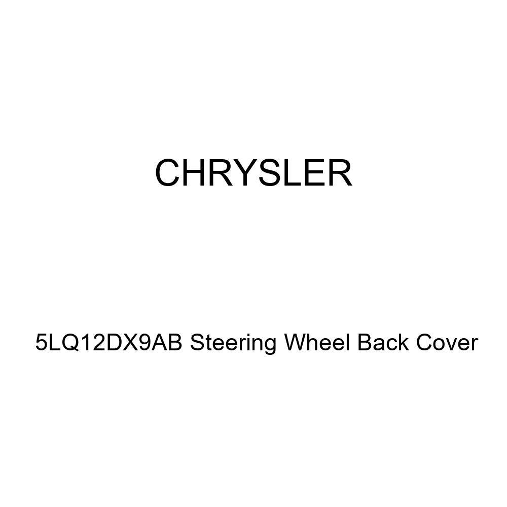 Chrysler Genuine 5LQ12DX9AB Steering Wheel Back Cover