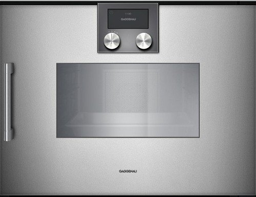 Gaggenau bsp250110–Ovens (Small, Built-in, Electric, A, metallic, Rotary, Touch)