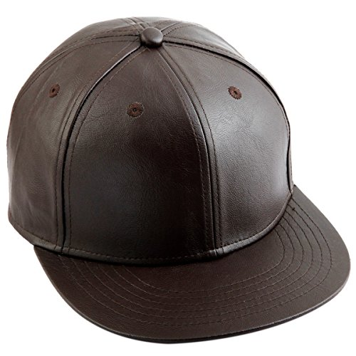 5423a55bd9bb1 We Analyzed 1,314 Reviews To Find THE BEST Brown Leather Baseball Cap