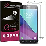 mobile amp - [3 Pack] OEAGO Samsung Galaxy J3 Emerge / J3 Prime / J3 Eclipse / J3 2017 / J3 Luna Pro / J3 Mission / Sol 2 /Amp Prime 2/Express Prime 2 Tempered Glass Screen Protector, Lifetime Replacement Warranty