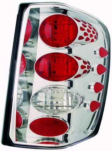IPCW CWT-CE5002C Crystal Eyes Crystal Clear Tail Lamp Pair