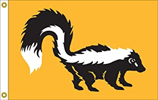 product image for Skunk Flag 12X18 Inch Nylon