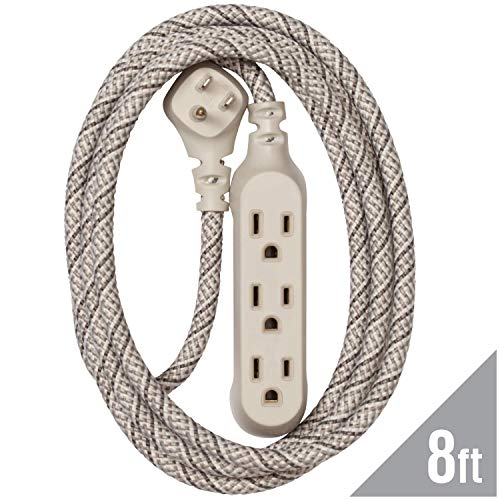 cloth extension cord - 4