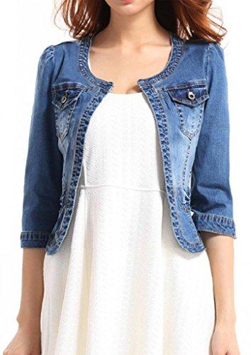 Cotton Short Jacket - 4