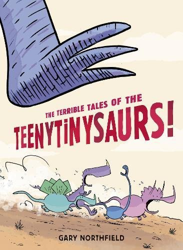 The Terrible Tales of the Teenytinysaurs! (Inglese) Copertina flessibile – 1 mag 2013 Gary Northfield Walker 1406333263 Children' s Books