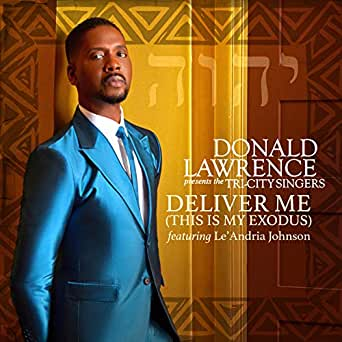 Coming strong on your behalf by donald lawrence & company on.