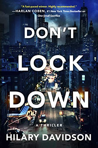 Don't Look Down (Shadows of New York Book 2) by [Davidson, Hilary]