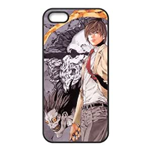 Death Note iPhone5s Cell Phone Case Black 218y-802997