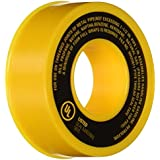 Harvey 017065 Gas Line PTFE Thread Seal Tape