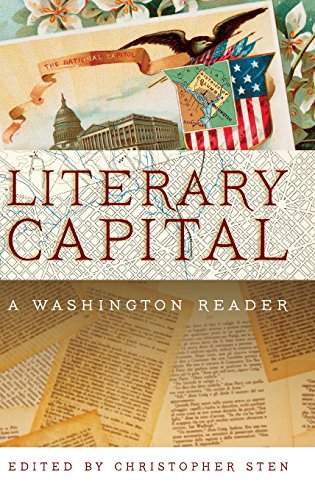 Books : Literary Capital: A Washington Reader
