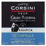Pellini Caffè, Espresso Pellini Top Arabica 100%, Compatibili Nespresso, Astuccio da 10 Capsule