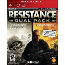 Resistance Greatest Hits Dual Pack - Playstation 3