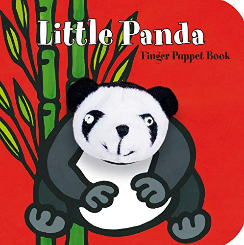 Little Panda: Finger Puppet Book...