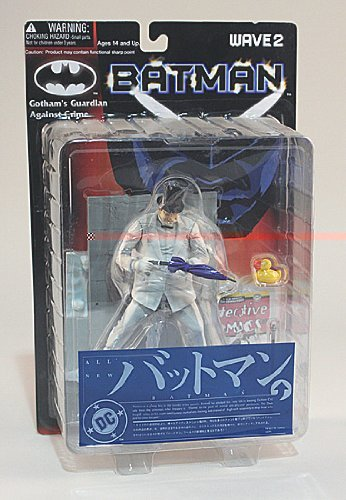 Batman Japanese Import Collector Series 2: The Penguin Action Figure by Yamato