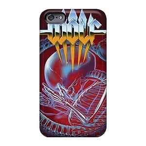 ErleneRobinson Iphone 6plus Anti-Scratch Hard Phone Cover Support Personal Customs High-definition Godsmack Band Image [BTx3288vtZQ]