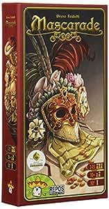 Repos Mascarade, juego de cartas