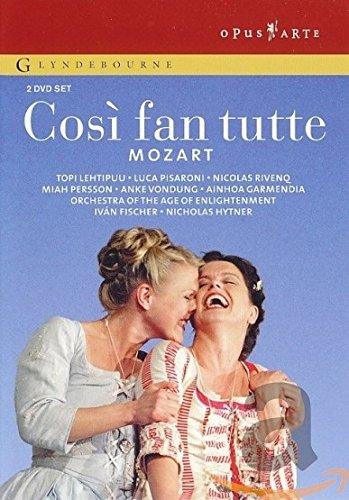Price comparison product image Mozart - Cosi fan Tutte