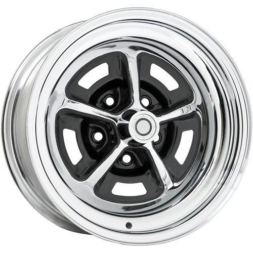 (Wheel Vintiques 54-561204 54-Series Magnum 500 Wheel)