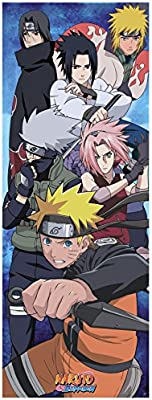 ABYstyle Abysse Corp _ abydco450 Naruto Shippuden – Póster de Puerta – Banda (53 x 158)