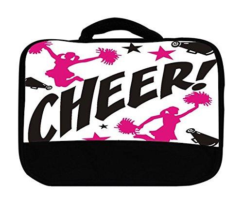 (Cheer Cheerleading Canvas Lunch Bag)