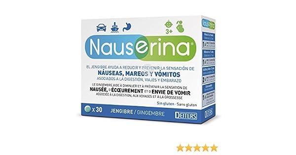 NAUSERINA 30 comprimidos: Amazon.es: Salud y cuidado personal