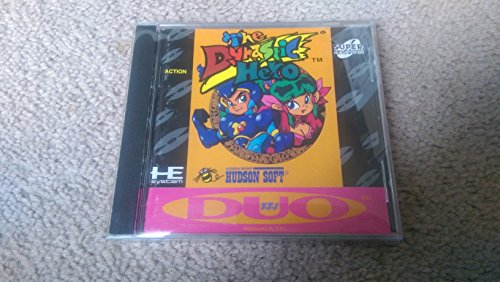 The Dynastic Hero by TTI and Hudson Soft for Turbo Duo and Turbografx-16