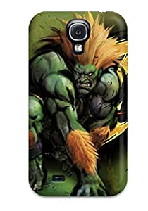 Christopher B. Kennedy's Shop Fashionable Galaxy S4 Case Cover For Street Fighter Protective Case 3309869K62610798