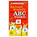 Richard Scarry's 2 VHS Set!: Best ABC Video Ever! Best Busy People Video Ever