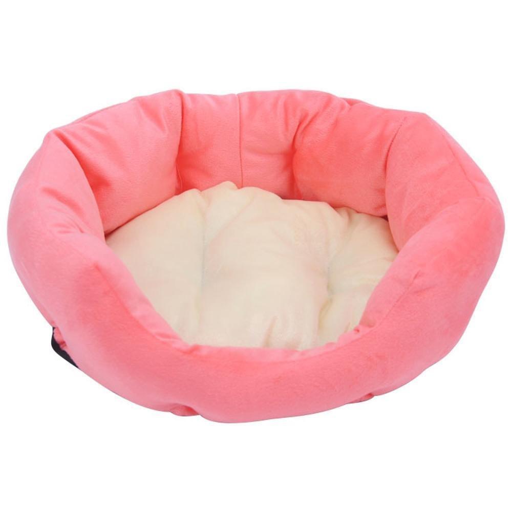 BiuTeFang Cestino per Cani Cuscino Nido per Animali Gatto Wo MOU chenil Opaco Opaco Materasso Animali