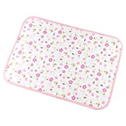 Babyfriend Leak-Proof Breathable Waterproof Underpads Mattress Play Pad Sheet Protector for Babies