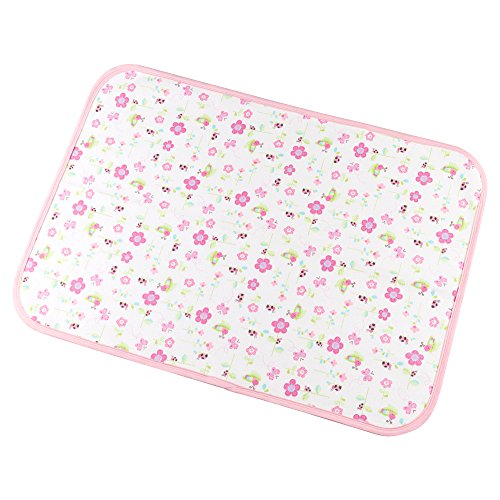 (Babyfriend Reusable Baby Changing Pad Portable Diaper Changing Table & Mat Underpads)