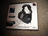 Mad Catz F.R.E.Q.4D Stereo Headset for PC, Mac, and Smart Devices