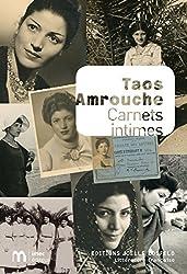 Carnets intimes