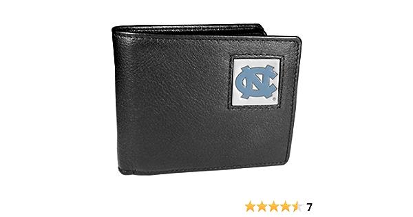NCAA Nebraska Cornhuskers Mens Bi-Fold Wallet with Logo