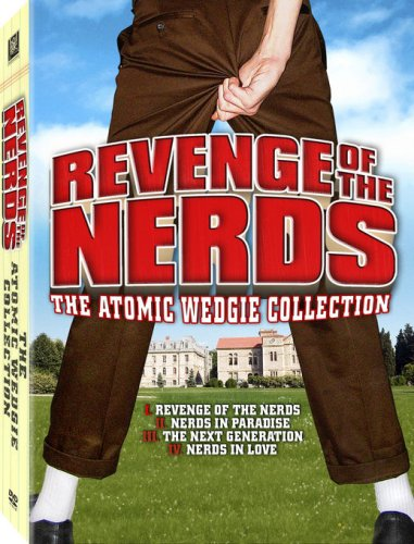 Revenge of the Nerds: The Atomic Wedgie Collection by 20TH Century Fox