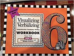 Book Visualizing and Verbalizing (Grade 6, Book 2 - Sentence by Sentence and Multiple Sentence)