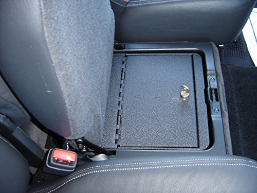 Console Vault safe for Ram (Under Seat Console) 2000-2005 1004 by Console Vault
