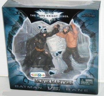(Batman Dark Knight Rises Movie Masters Exclusive Deluxe Action Figure 2Pack Batman Vs. Bane)