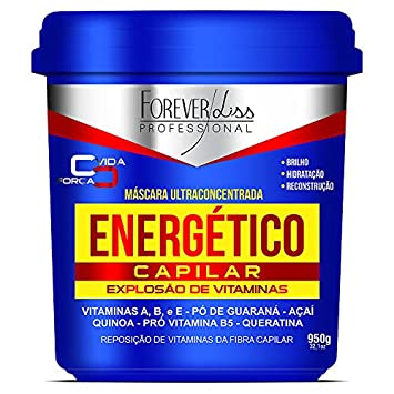 Forever Liss Energetic Hair Mask Ultra Concentrated 950gr