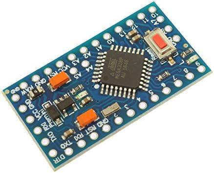 Arduino Pro Mini with pin headers 3.3v 8Mhz UK SELLER 5v 16Mhz
