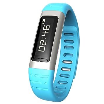 High tech U9 U-ver Uwatch Bluetooth Smart muñeca reloj inteligente-pulsera impermeable reloj con contador de calorías podómetro-funciones Soporta ...