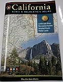 img - for California Road & Recreation Atlas book / textbook / text book
