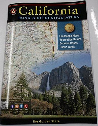 California Road & Recreation Atlas
