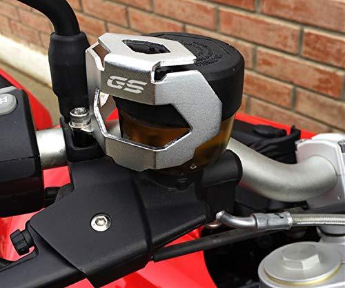 Accrie Copertura per Serbatoio dell/'Olio della Pompa del Freno Anteriore per BMW W F800GS F700GS F650GS