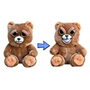 #LightningDeal 98% claimed: Feisty Pets Expressions Sly Sir Growls-a-lot the Bear Grins from Ear to Ear